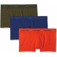 Calvin Klein 3er-Pack Shorts - Cotton Stretch (U2664G-XWN)