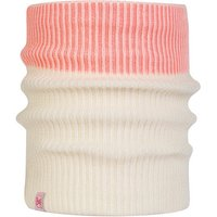 Buff Knitted & Polar Fleece Neckwarmer Audny fog
