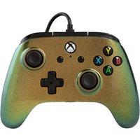 PowerA Xbox One Enhanced Wired Controller Cosmos Nova