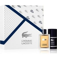 Lacoste L' Homme  Set (EdT 50ml + DS 75g)