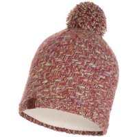 Buff Buff Knitted & Band Polar Fleece Hat Agna multi