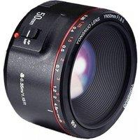 Yongnuo YN 50mm f1.8 II Canon (black)