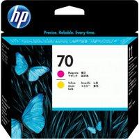 HP No. 70 (C9406A) Magenta+Yellow