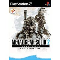 Metal Gear Solid 2 - Substance (PS2)