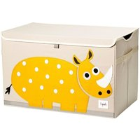 3 Sprouts Toy Chest 38x61x37cm Rhino