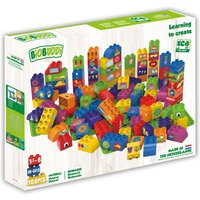 BiOBUDDi Blocks with 3 Baseplates