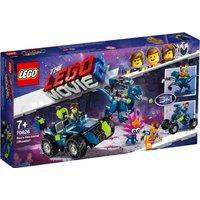 LEGO The Lego Movie 2 - Rex's Rex-treme Offroader! (70826)
