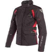 Dainese X-Tourer D-Dry Lady Jacket Black/Red