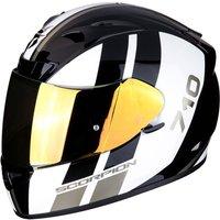 Scorpion EXO 710 Air GT Black White Gold