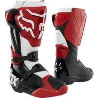 Fox Comp R 2019 Boot Red/Black/White