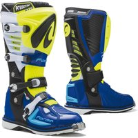 Forma Boots Predator 2.0 Boot Yellow/White/Blue