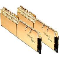 G.SKill Trident Z Royal 16GB Kit DDR4-3000 CL16 (F4-3000C16D-16GTRG)