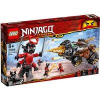 LEGO Ninjago - Cole's Earth Driller (70669)
