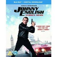 Johnny English Strikes Again (Digital Download) [Blu-ray]