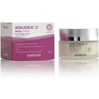 SeSDerma Acglicolic 20 nourishing cream (50 ml)