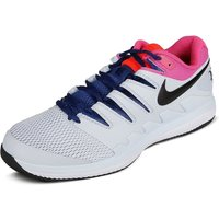Nike NikeCourt Air Zoom Vapor X Half Blue/White/Laser Fuchsia/Black
