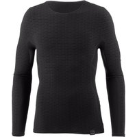 GripGrap Freedom Seamless Thermal Base Layer LS black
