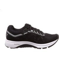 Asics Running Women's GT-1000 7 Trainers - Black/White - UK 5 - Black
