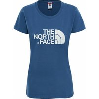 The North Face Women Easy T-Shirt blue wing teal