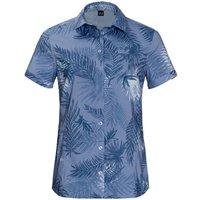 Jack Wolfskin Sonora Palm Shirt dusk blue all over