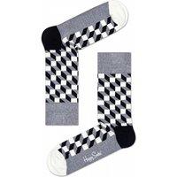 Happy Socks Filled Optic Sock (FO01-901)