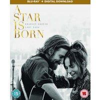 A Star is Born (Digital Download) [Blu-ray] [2018]