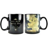 Half Moon Bay Game of Thrones Westeros Heat Change Mug