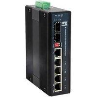 Level One 6-Port Gigabit Switch (IES-0600)