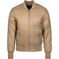 Urban Classics Basic Bomber Jacket beige (TB861)