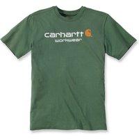 Carhartt Core Logo T-Shirt light green