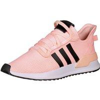 Adidas U_ Path Run Women clear orange/core black/ftwr white