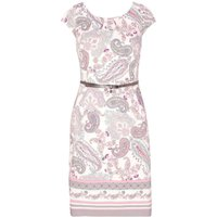 Comma Satin Dress (81.903.82.4958)