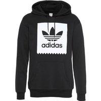 Adidas Trefoil Solid Hoodie black/white (CW2358)