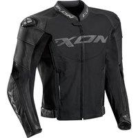 IXON Falcon Leather Jacket Black