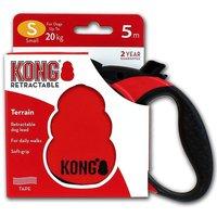 Kong Retractable Terrain Red S