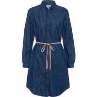 Esprit Shirt Dress (029EE1E009) blue medium washed