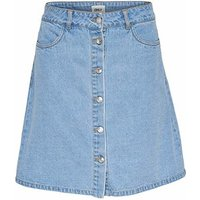 Only Denim Skirt (15178372) light blue denim