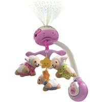 Vtech Lullaby Lambs Mobile Pink