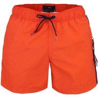 Tommy Hilfiger Drawstring Swim Shorts (UM0UM01079) rust