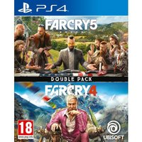 Far Cry 4 + Far Cry 5: Double Pack (PS4)
