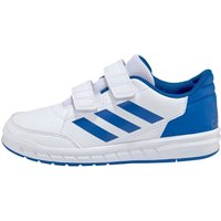 Adidas AltaSport CF K ftwr white/blue/blue