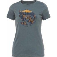 Fjällräven Arctic Fox Print T-Shirt W