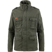 Superdry Classic Rookie Military Jacket forest night (M50000NR-TDF)