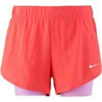 Nike Flex 2-in-1 Shorts red
