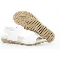 Gabor Strappy Sandals (24.601) white