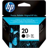 HP No. 20 (C6614D) Black