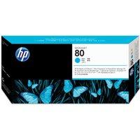 HP No. 80 (C4821A) Cyan