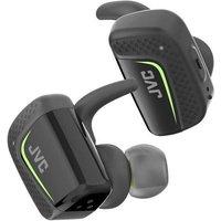 JVC Wireless Sport Ear Buds Black