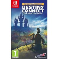 Destiny Connect: Tick-Tock Travelers (Switch)