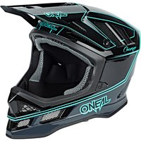 O'Neal BLADE CHARGER Black/teal L